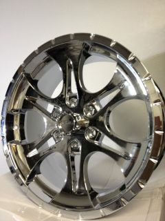 20 Inch Chrome Raceline Wheels Rims Ford F150 Expedition Lincoln