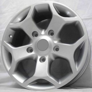 18 Ford Transit Van V184 00 06 Silver Alloy Wheels 5x160