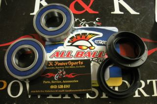 Rear Wheel Bearing and Seal Kit Yamaha Rhino 450 06 09 660 04 07 700