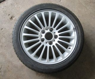 BMW E46 17 Style 73 Alloy Wheel 17x7 99 06 323i 325i 328i 330i 330CI