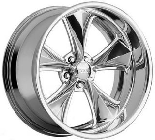15 FOOSE Nitrous II Wheels Tires 2 Piece Forged