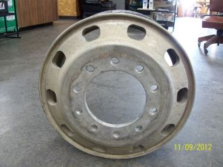 Aluminum Semi Truck Wheel Volvo Front Rear Alcoa Accuride Rim