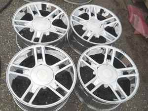 F150 Harley Davidson 20 Chrome Alloy Wheel Rim Set