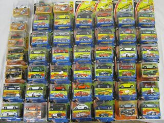 Matchbox Superfast Lot of (45) 1/64 Scale Diecast Cars Mint in Package