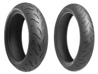 Bridgestone BT 016 BT016 BT 016 Tire Set 190 50 17 120 70 17