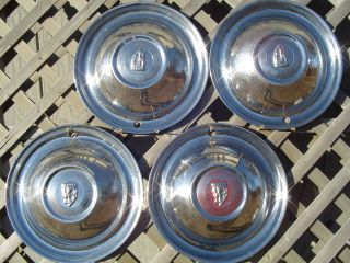 PLYMOUTH FURY BELVEDERE SATELLITE HUBCAPS WHEEL COVERS ANTIQUE RIMS