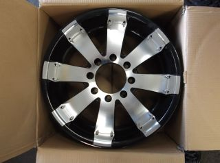 20 Ultra Mako Alum Alloy Wheel Rim