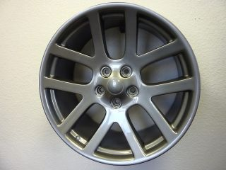 22 SRT10 SRT10 Dodge RAM Comp Grey Wheel Rim Tire