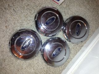 F150 F 150 Center Cap Wheel Hub Rim Set of 4 Part 4L34 1A096 AC