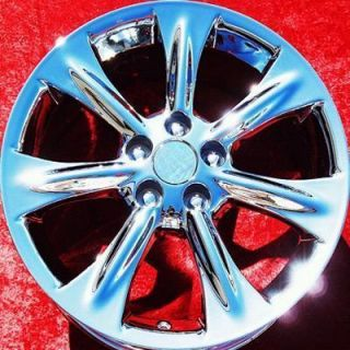 OF 4 NEW 18 LEXUS RX350 RX330 RX300 RX400 OEM CHROME WHEELS RIMS 74199