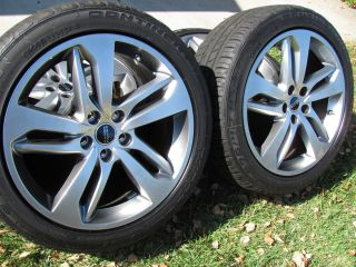 2013 20 OEM RANGE ROVER SPORT SUPERCHARGED LE WHEELS TIRES * LAND HSE