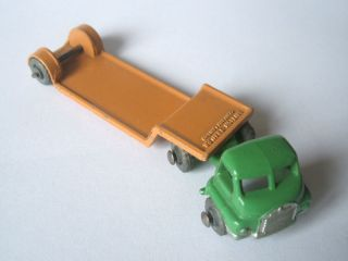 Matchbox Moko Lesney 27 Bedford Low Loader Near Mint