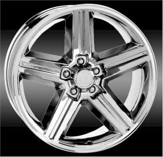 Chrome Center Cap Rim Wheel Velocity 248 CC422 1P IROC