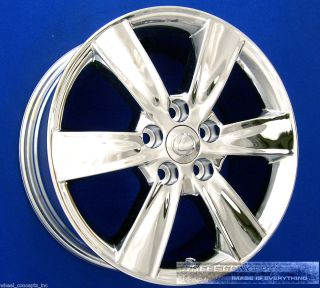Lexus ES330 17 inch Chrome Wheel Exchange ES 330 ES350