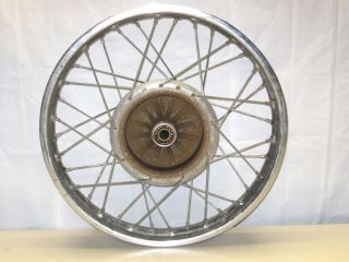 DT2 DT3 250 RT1 RT2 RT3 360 Rear Wheel Rim Hub Takasago 1 85x18