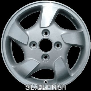 Brand New 15 Alloy Wheels Rims for 1995 2001 Honda Accord 4 Lug