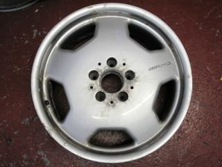 Mercedes Single Alloy Wheel 17 inch 8 5J ET30 AMG 2024010102