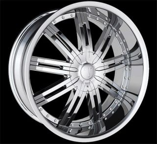 22 x 9 5 Velocity 800 Wheel Tire Package 305 40 22