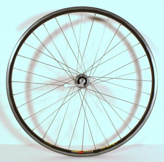 "X517 Shimano XT 26"" Mountain Rear Wheel Rim Sup Maxtal s 6000"