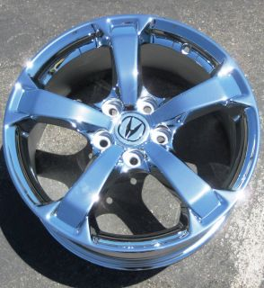 Acura TL Chrome Wheels Rims RL MDX Ridgelin 714 940 1761