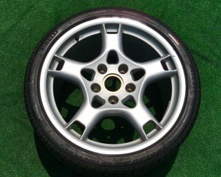 Porsche Carrera 19 inch I403 Wheels Tires 997 911 Lobster