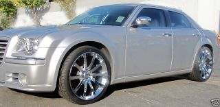 22 Chrysler 300C SRT8 Charger Magnum Wheel Rim Chrome