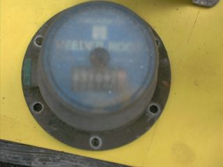 used hub o meters, with cap or mounts semi truck or trailer bid to