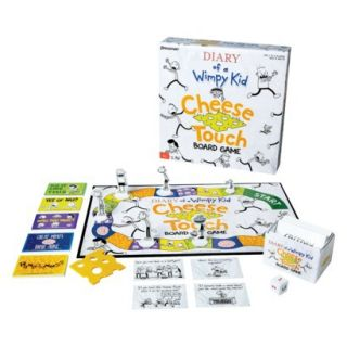 Diary of a Wimpy Kid Cheese Touch Game