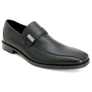 Bacco Bucci Mens Tibbs Black Shoes   8717 13 001