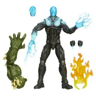 Marvel The Amazing Spider Man 2 Marvel Legends Infinite Series Marvels Electro