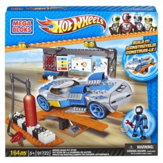 MEGA BLOKS Hot Wheels Super Blitzen Stunt Truck