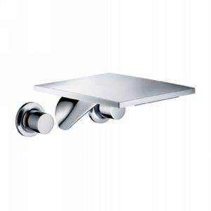 Hansgrohe 18115001 Axor Massaud Wall Mounted Widespread Faucet
