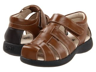 See Kai Run Kids Dillon Boys Shoes (Brown)