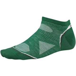 SmartWool PhD Ultralight Micro Running Socks (For Men and Women)   GRASSHOPPER (M )