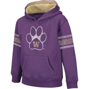 Washington Huskies Colosseum NCAA Kids Fullback Hoodie