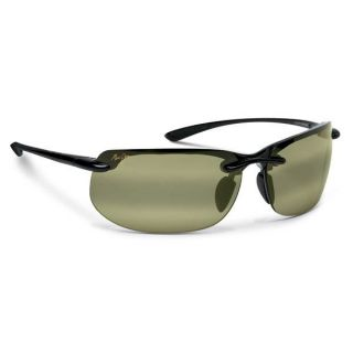 Maui Jim Banyans Sunglasses Gloss Black Maui HT