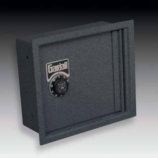Gardall Heavy Duty Concealed Commercial Wall Safe SL X000 Lock Type Group II