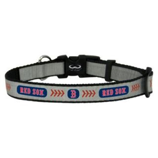 Boston Red Sox Reflective Toy Baseball Collar