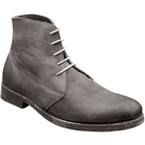 Bacco Bucci Mens Canyon Grey Boots   6816 97 031
