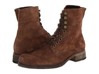 John Varvatos Bonham Lace Boot Mens Shoes (Brown)