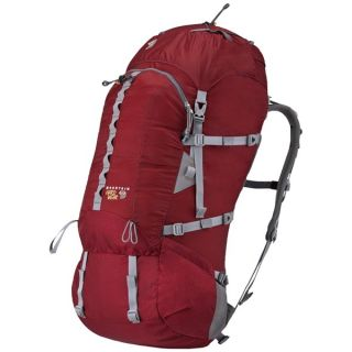 Mountain Hardwear Kanza 55 Backpack   Internal Frame   RED (L )
