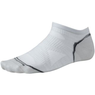 SmartWool PhD Ultralight Micro Running Socks (For Men and Women)   GRASSHOPPER (S )