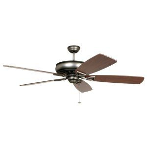 Ellington Fans ELF SUA62AND5 Supreme Air 62 Ceiling Fan