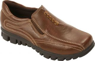 Boys Deer Stags Stadium   Brown Casual Shoes