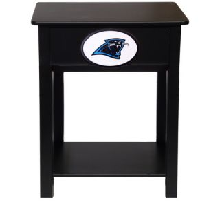 Fan Creations NFL End Table N0533  NFL Team Carolina Panthers