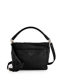 Kate Spade New York Cobble Hill Little Curtis Shoulder Bag   Black