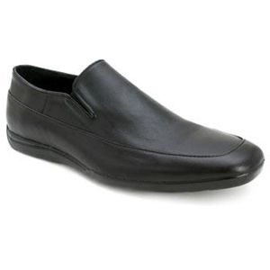 Bacco Bucci Mens Giddens Black Shoes   8716 13 001