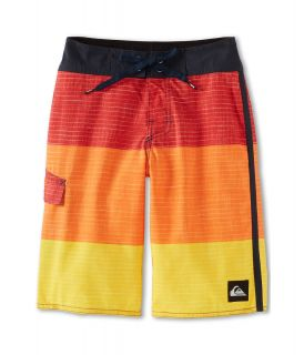 Quiksilver Kids Sliced Boardshort Boys Swimwear (Multi)