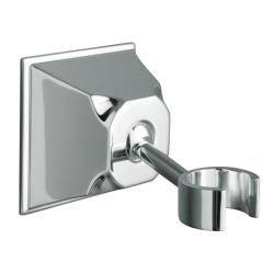 Kohler K 422 cp Polished Chrome Memoirs Adjustable Wall mount Bracket