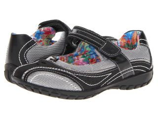 Hush Puppies Kids Kensie Girls Shoes (Black)
